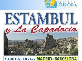 ESTAMBUL Y CAPADOCIA