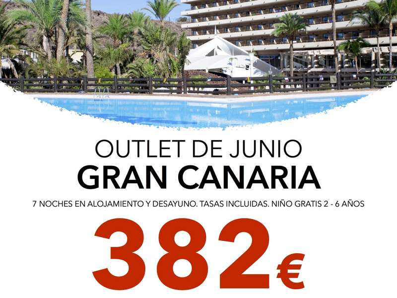 OUTLET DE JUNIO